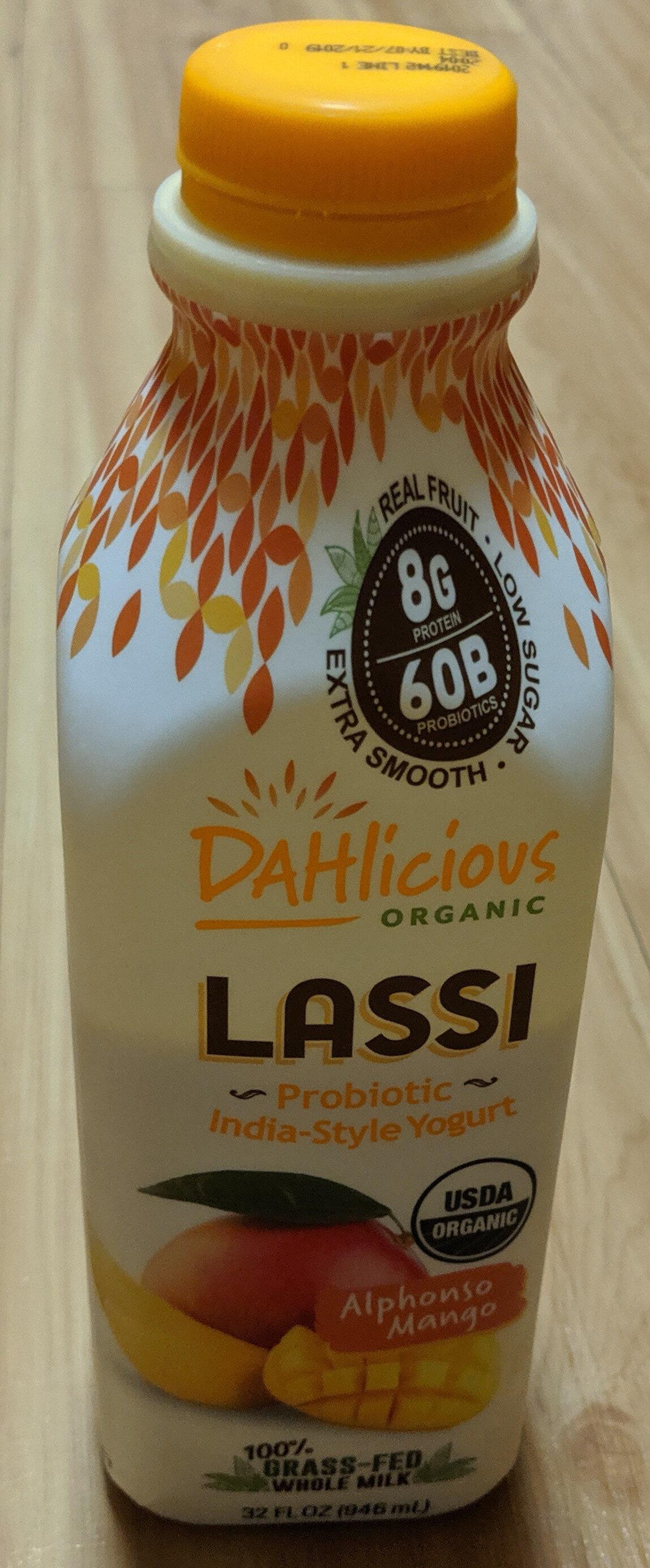 Alphonso mango lassi, alphonso mango - Product - en