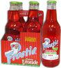 Frostie cherry limeade soda - Produto