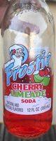 Frostie, cherry limeade soda - Product - en