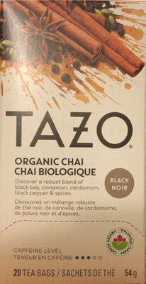 Organic chai - Product - fr