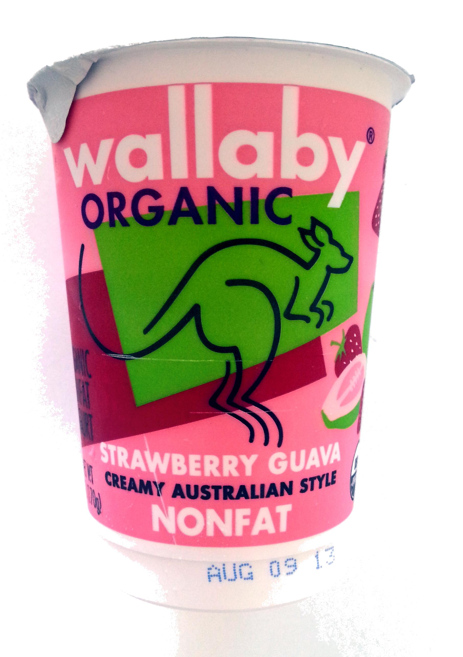 Organic Strawberry Guva - Product