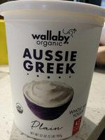 Organic Greek Yogurt - Product