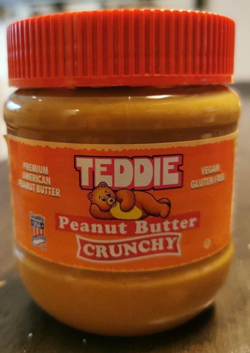 Peanut butter crunchy - Prodotto - fr