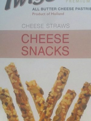 Cheese snacks - Producto
