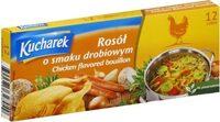 Flavored Bouillon, Chicken - Product - en