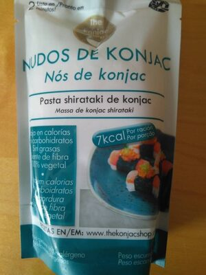 Shirataki de Konjac - Product