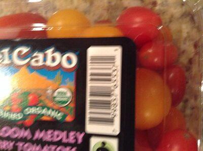 Cherry Tomatoes - Produit - fr