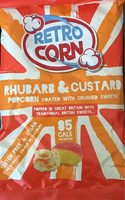 Rhubarb & custard - Produit - fr