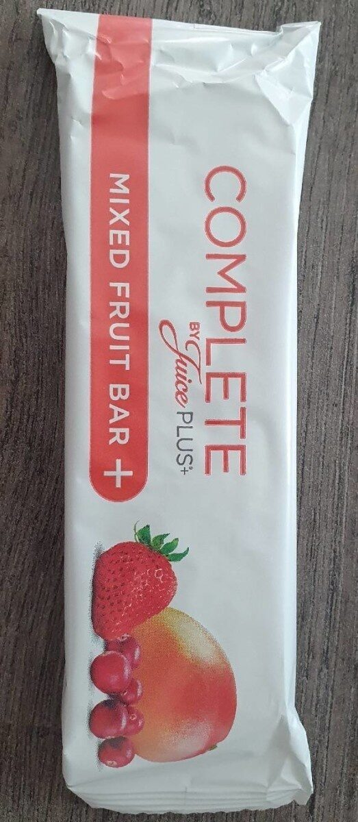 Mixed fruit bar + - Produit - fr