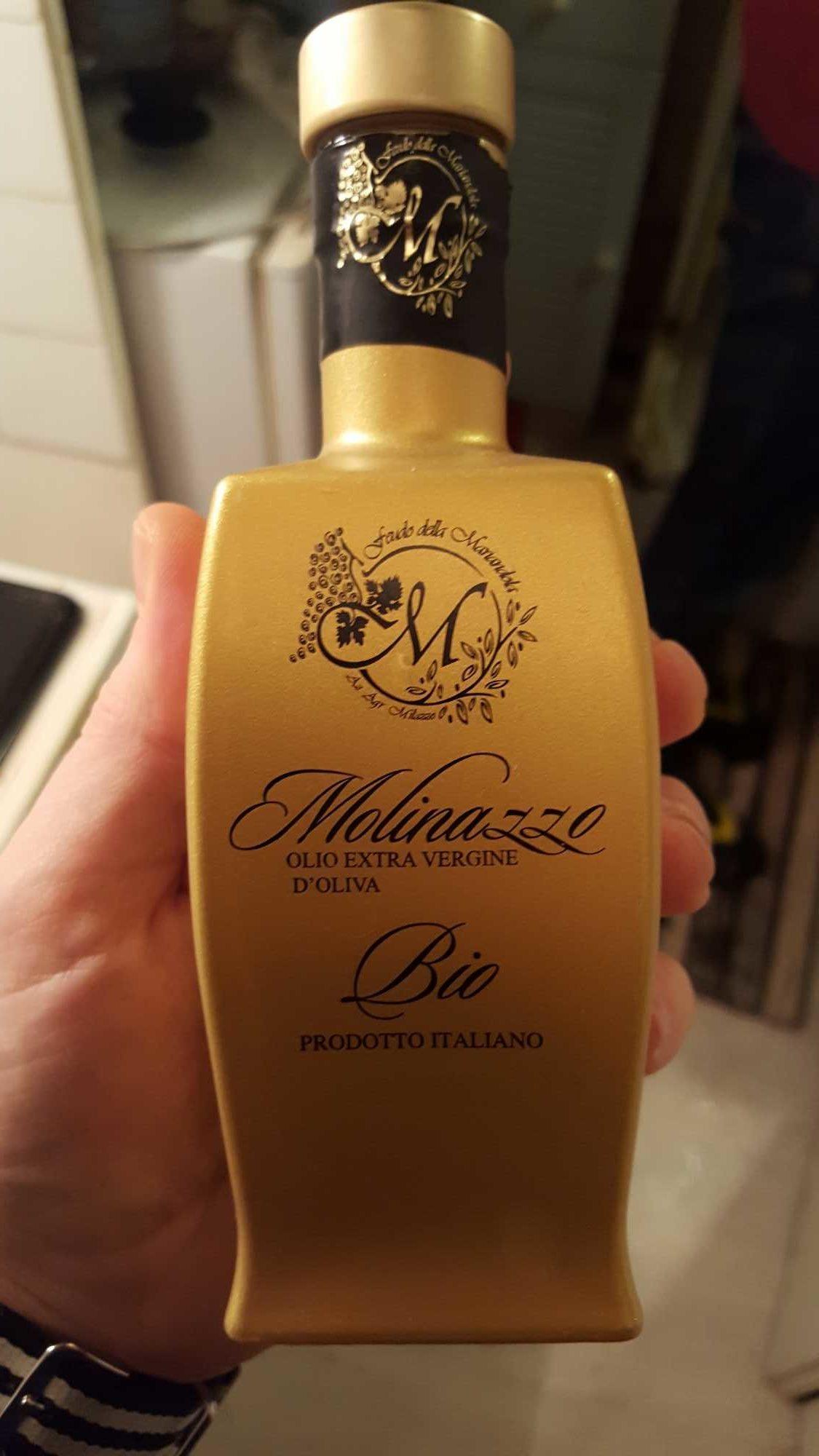 Olio extra vergine d'Oliva - Produit - fr