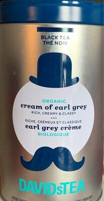 Earl grey creme - Product - fr