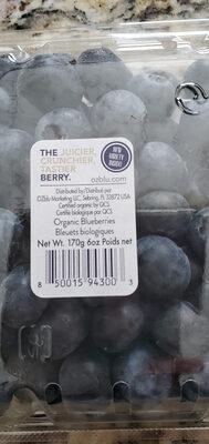 Blueberries - Ingredients - en
