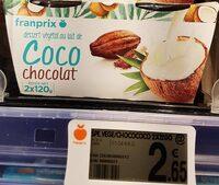Coco chocolat - Produit