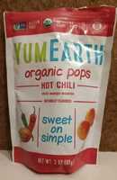 Organic pops - Product - en