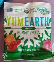 Gummy Fruits - Product - en