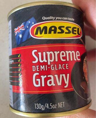 Supreme gravy - Product - en