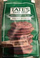 Double chocolate chip cookies, double chocolate chip - Product - en