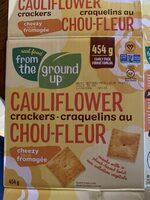 Craquelins au chou-fleur- saveur fromagée - Product - fr