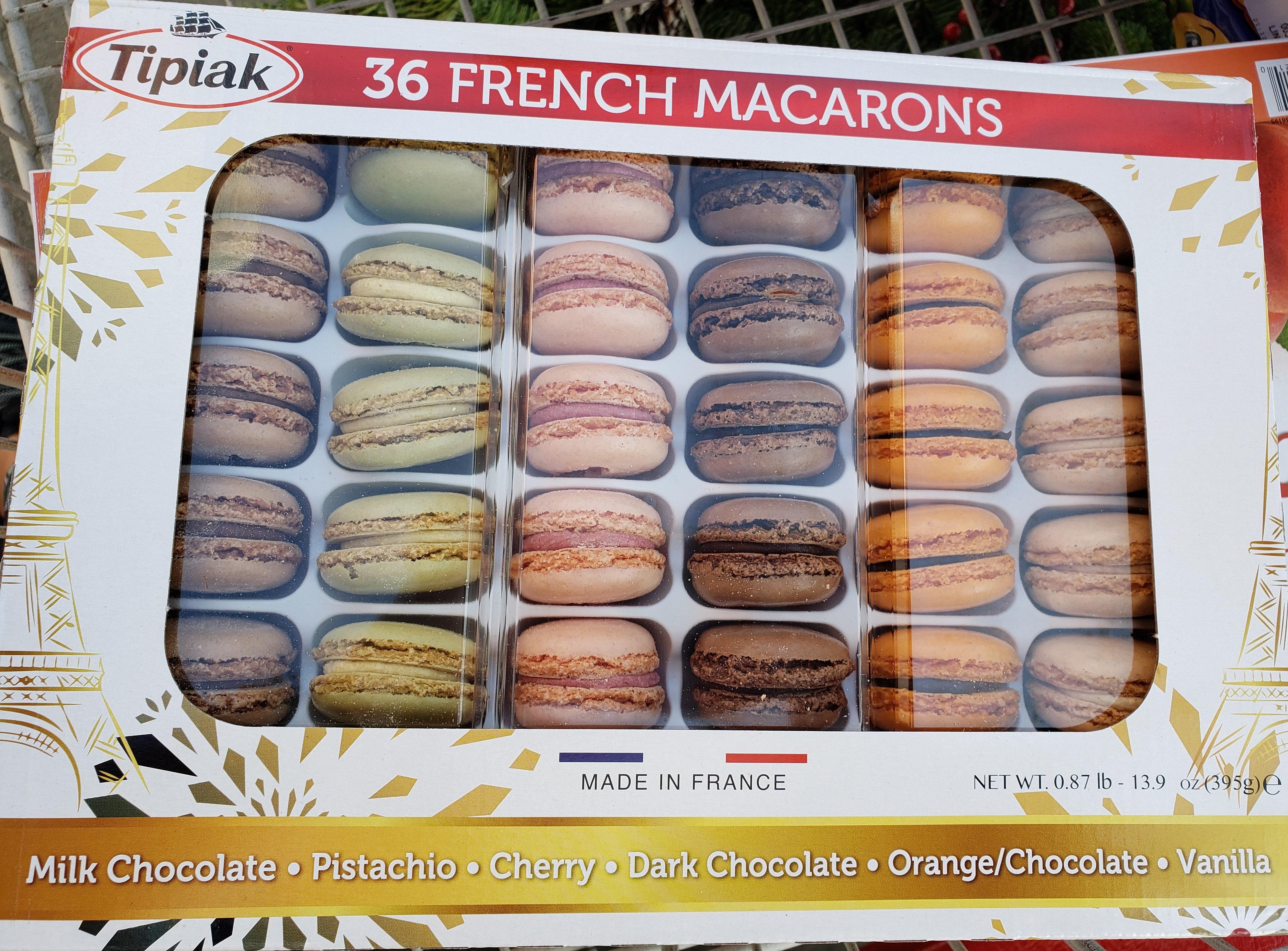 Tipiak 36 French Macarons - Product