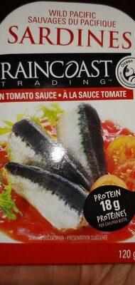Sardines - Product - en