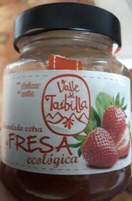 Mermelada Extra de Fresa Ecológica - Produit - es