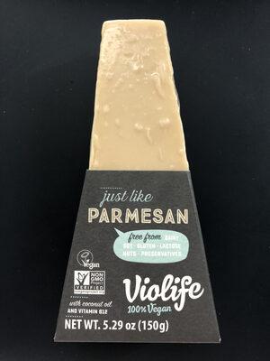 100% vegan parmesan - Product - en