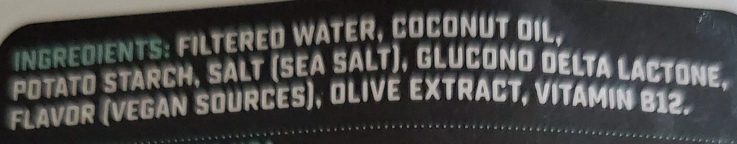 Violife - Ingredients - en