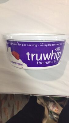 Whipped Topping - Product - en