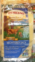 Organic sliced cheese - Product - en