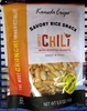 Savory rice snack sweet chili with roasted peanuts - Product