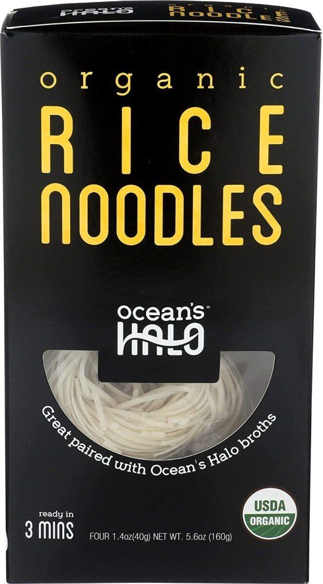 Boxes of rice noodle - Product - en