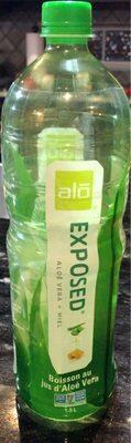 Aloe Vera Juice drink - Exposed - Product - en