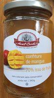 Confiture de mangue - Product - fr