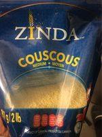 Couscous - Product - fr