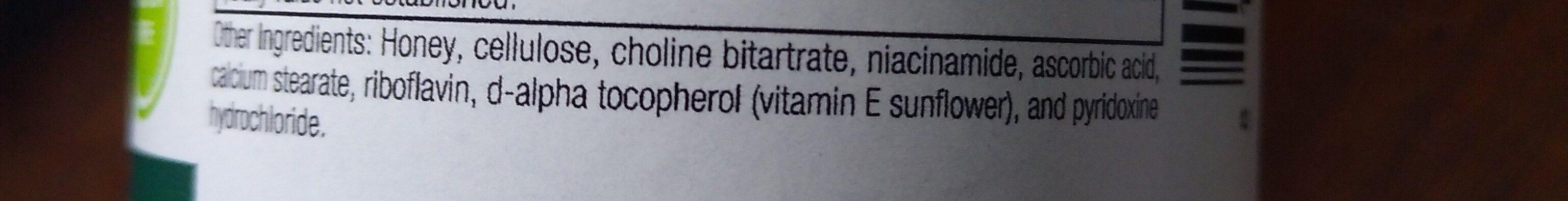- Ingredienti - en