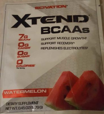 Xtend BCAAs Watermelon - Product