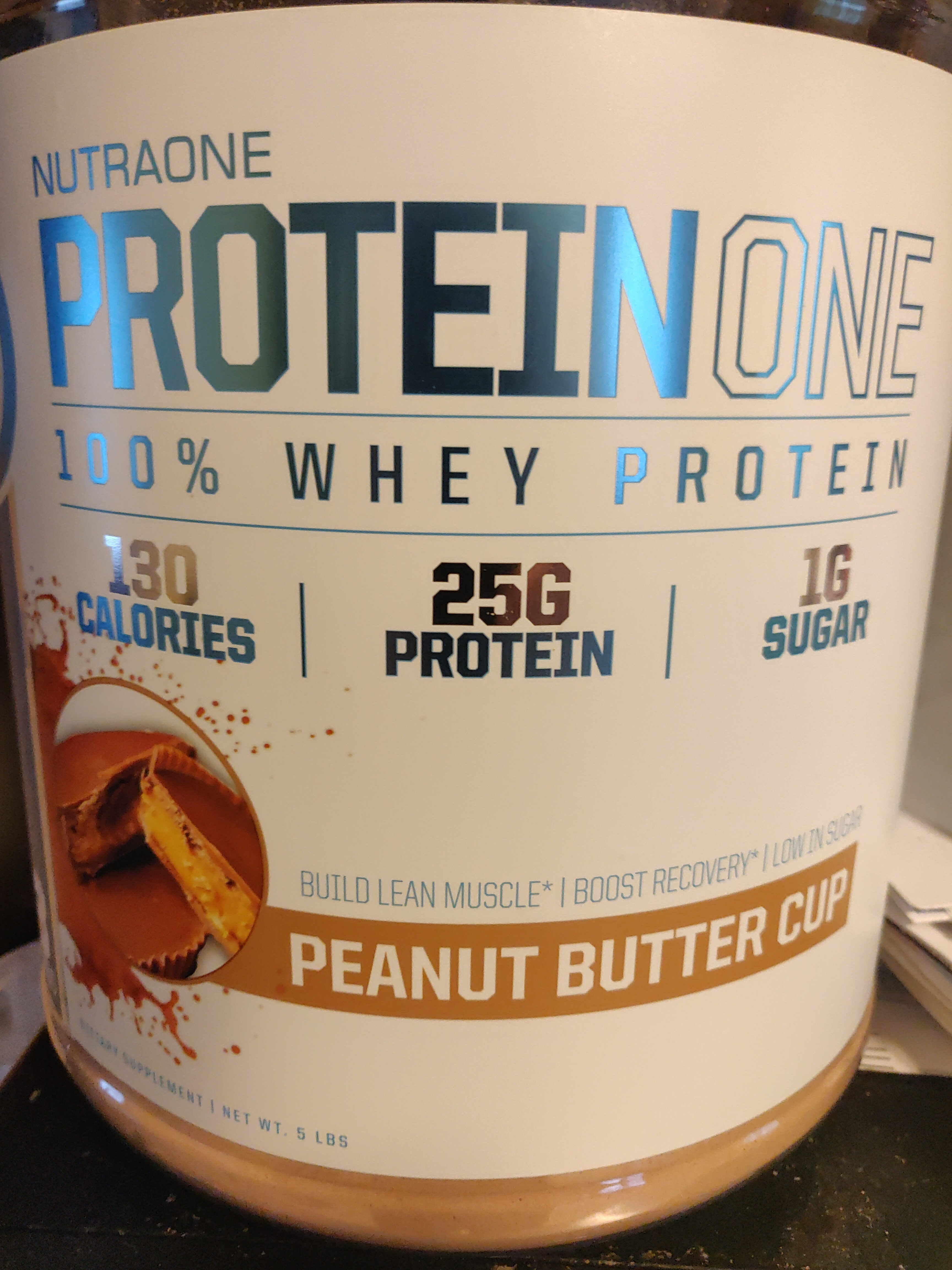 ProteinOne, Peanut Butter Cup - Product - en