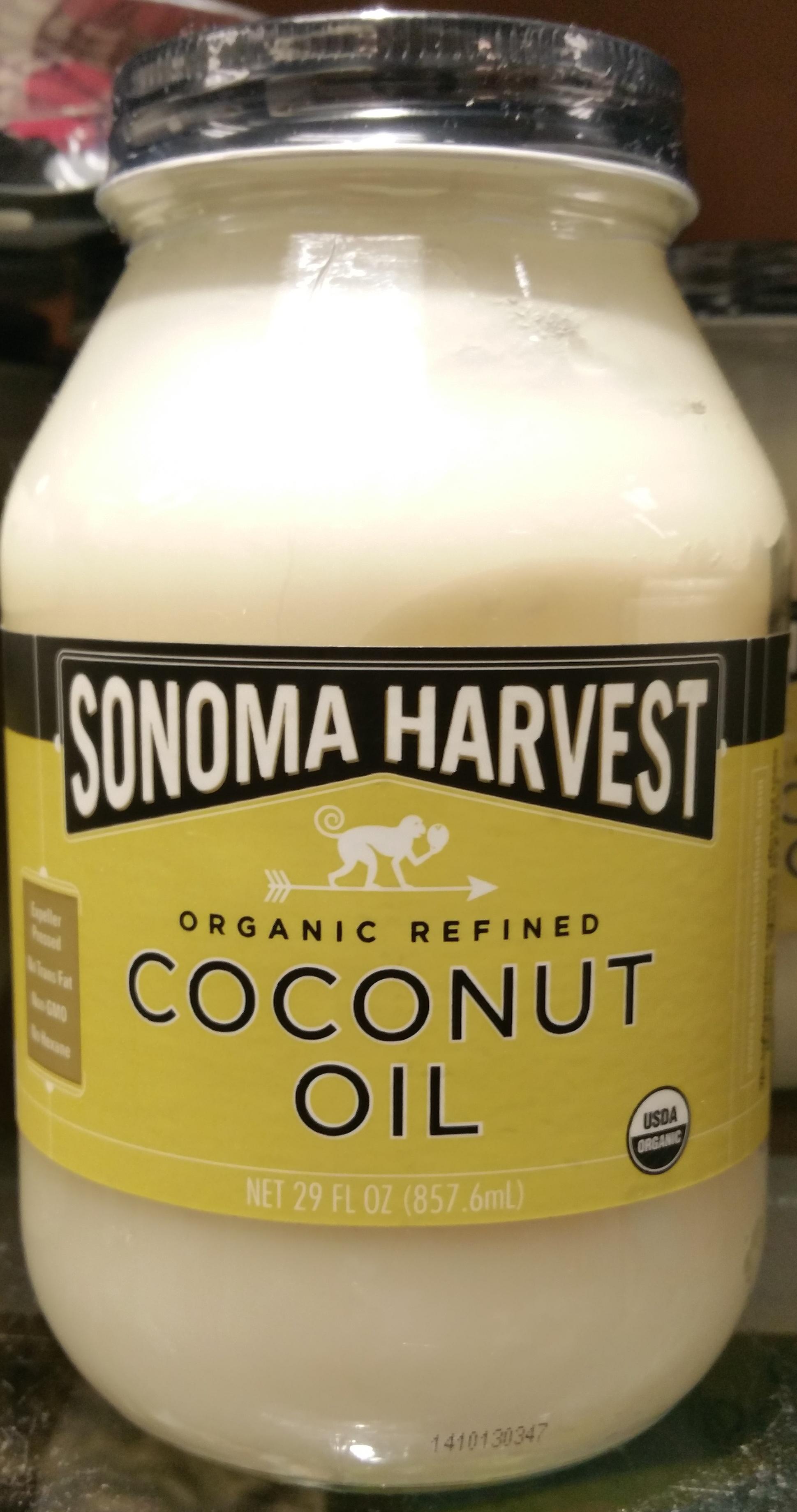 Coconut oil - Product - en
