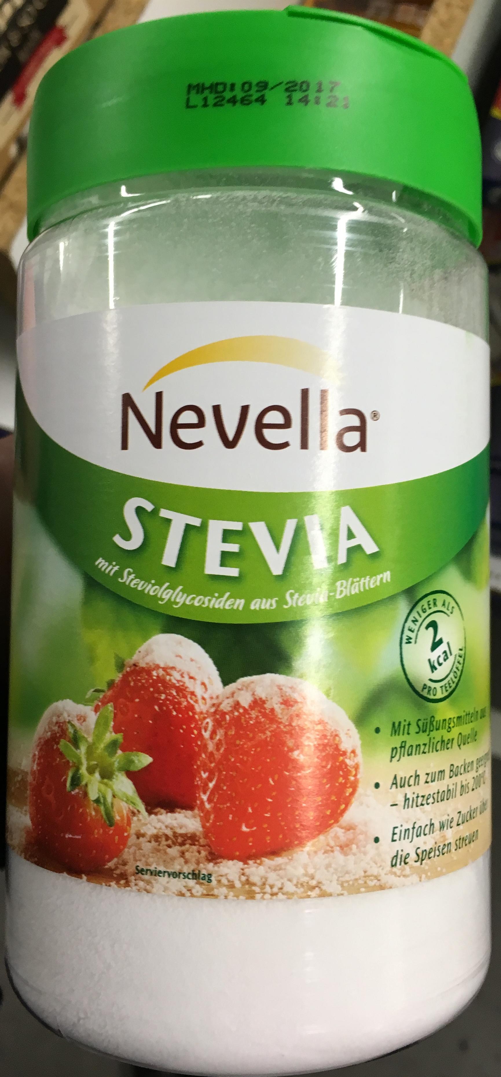Stevia - Product