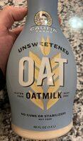 Oat milk - Product