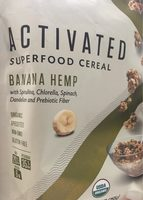 Activated superfood cereal - Product