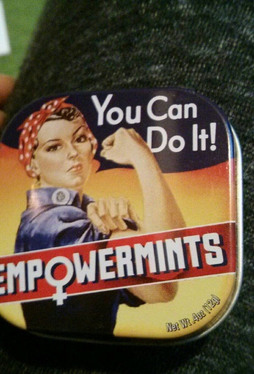 You Can Do It Emopowermints - Product