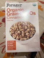 Forager cinnamon grain free os - Product - en