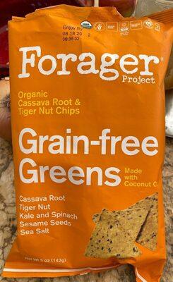 Grain-free greens - Product - en