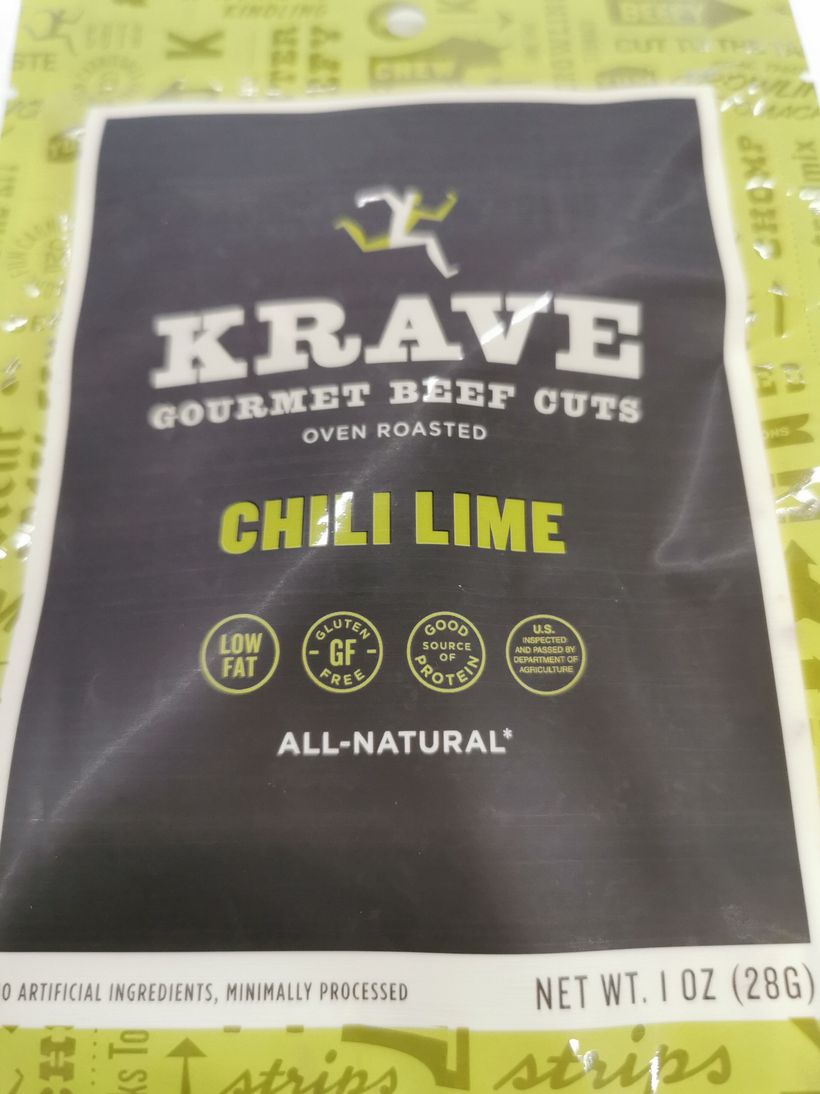 Chili lime - Product - fr
