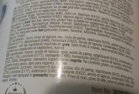 Pâte à Sucre Satin Ice Blanche Vanille 1KG - Ingrediënten