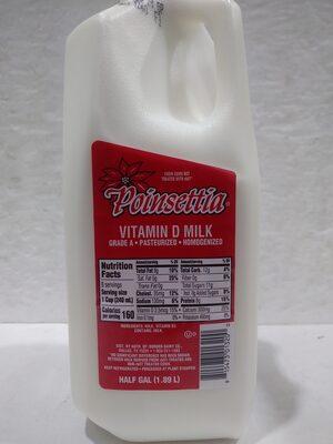 Vitamin D Whole Milk - Product - en