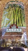 Asparagus - Product