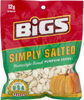 Bigs simply salted pumpkin seeds - Product