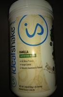 IdealShake Vanilla Superfood Blend - Product - en